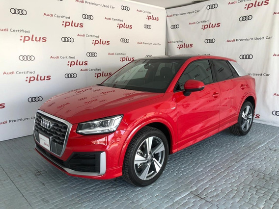 Audi Q2 S-line 1.4 2019