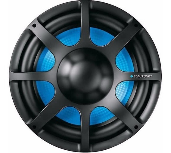Subwoofer Blaupunkt Gt-power 1200w 12