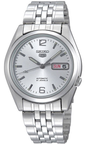 Relógio Automático Seiko Social Masculino Snk385b1 S2sx