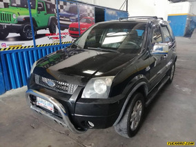 Ford Ecosport Sincronica