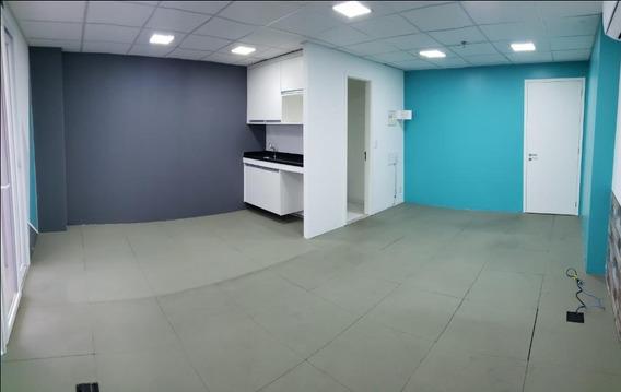 Sala Em Barra Funda, São Paulo/sp De 34m² Para Locação R$ 1.400,00/mes - Sa356132