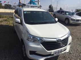 Toyota Avanza 1.5 Premium 99hp Transmision Manual