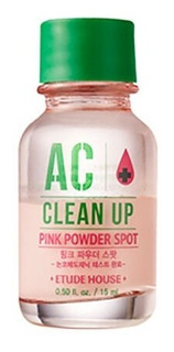 Ac Clean Up Pink Powder Spot 15ml - Etude House