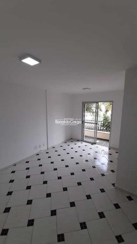 Apartamento Com 3 Dorms, Continental, Osasco - R$ 350 Mil. - V3972