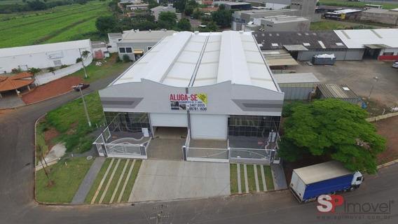Galpão Para Aluguel Por R$16.000,00/mês - Botafogo, Campinas / Sp - Bdi16231