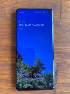 Samsung Galaxy S10 128gb. 6 Meses De Uso. Impecable!