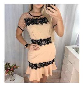 Vestido Evangélico Moda Jovem Roupas Femininas 2704
