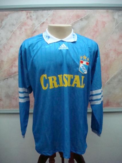 Camisa Futebol Sporting Cristal Peru adidas Jogo Antiga 1957