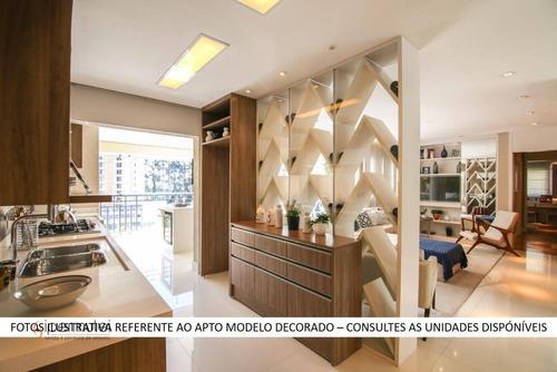 Imagem 1 de 22 de 03 Suítes À Venda, 138 M² - Morumbi - São Paulo/sp - Ap1012