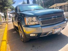 Chevrolet Tahoe E Suv Piel Cd 2a Fila Asientos 4x4 At 2008