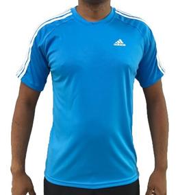 Camisa Camiseta Esportiva Kit Com 3 Pçs Academia Treino