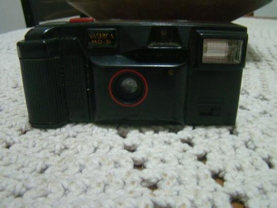 Câmera Fotográfica Yashica Md35
