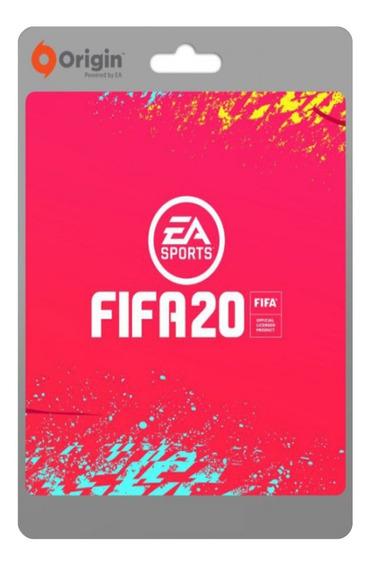 Fifa 20 Pc Português Pt Br - 100% Original (origin Key)