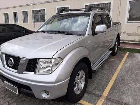 Nissan Frontier 2012 2.5 Le Attack Cab. Dupla Aut. 4p