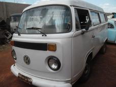 Kombi Ano 98/99 Sucata Completa - Motor 1600 Injeçao Complet