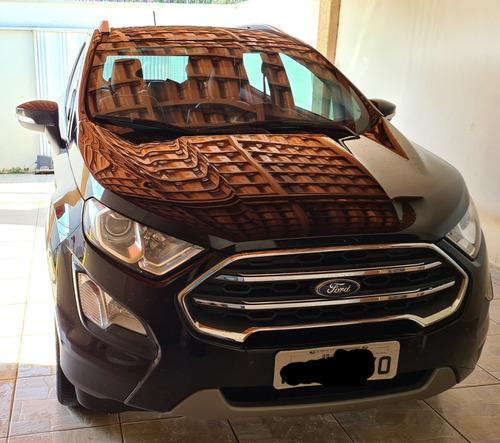 Ford Ecosport 2018 2.0 16v Titanium Flex Aut. 5p
