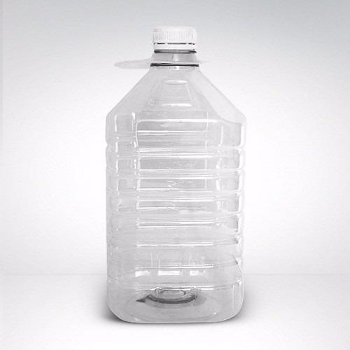 Botellas Pet 3 Lt Con Tapa Y Asa(20 Und)/plásticos Morija