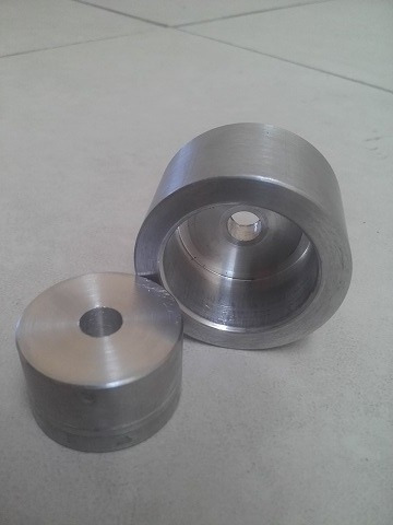 Dado Termofusor 100% Aluminio 1 Pulgada (32mm)