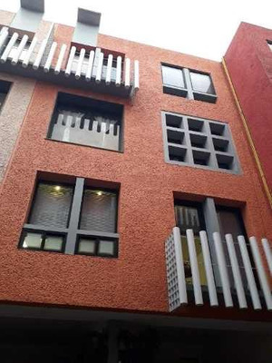 Casa En Condominio En Renta En La Col. Tlacoquemécatl Del Valle