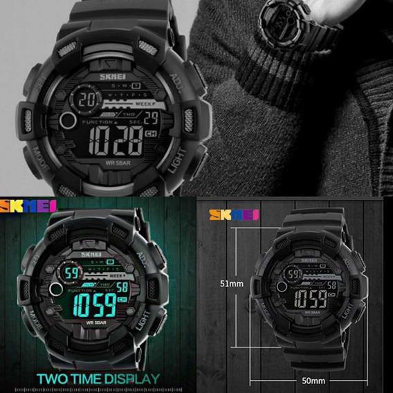 Relógio Skmei Digital 1243 Masculino Militar Frete Gratis
