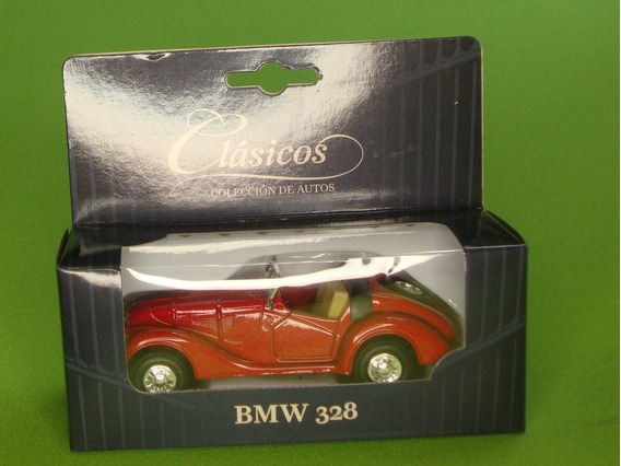 Colección Autos Clásicos Clarín - 1 Bmw 328