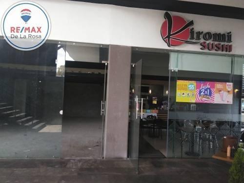 Local En Renta 93m2 Planta Baja Central Plaza