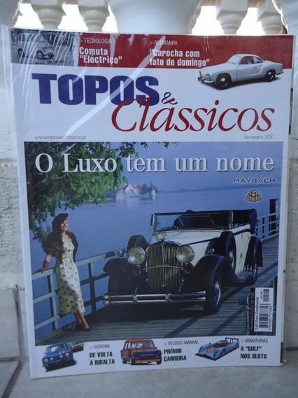 Topos & Classicos N°106 Maybach Gordini Miniaturas Gulf