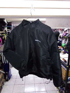 Chamarra Con Protecciones Motociclista Rompe Vientos Windy