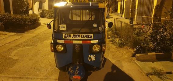 Mototaxi Bajaj 205 Ojona Gnv