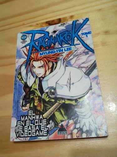 Ragnarok Tomo 1 - Lee - Deux Manga 2009 - U