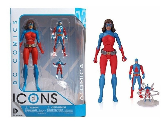 Dc Collectibles Dc Comics Icons Atomica Forever Evil