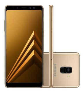 Smartphone Samsung Galaxy A8 Plus Dual Chip Android 7.1