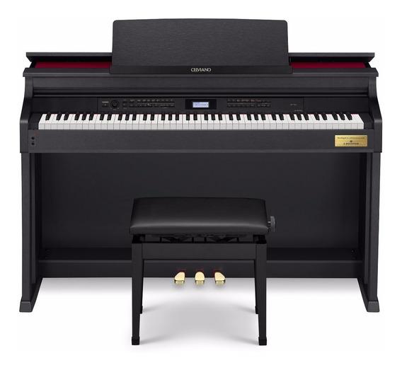 Piano Digital Casio Ap-710 | Ap710 | Celviano C. Bechstein