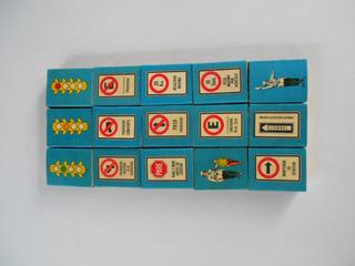 Colección Cajas De Fósforos