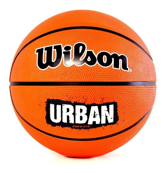 Balón Basquetbol Urban #5 Naranja Wilson