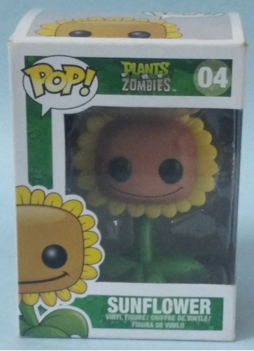 Sunflower. Plants Vs Zombies. #04. Pop.