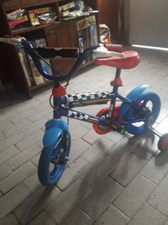 Bicicleta Rodado 12 Niños Unibike