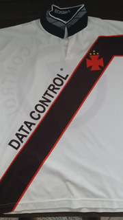 Camisa Vasco Data Control N°7