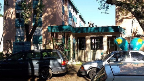 Apartamento Residencial No Bairro Cristal Com 1 Vaga - 734