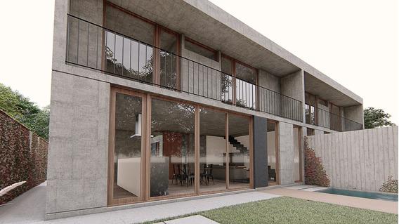 Casa De 3 Habitaciones Próxima A Entregarse :)