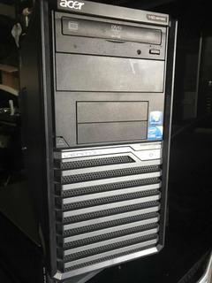 Cpu Acer M680g Core-i5 Quad 4gb-ram 250gb-dd Hdmi (usado)