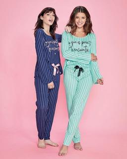 Pijama So In Love So Pink Nueva Colección