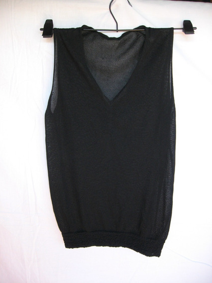 Remera Talle S, Viscosa, Made In Italy