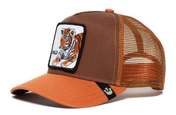 Gorra Original Goorin Bross Wild Tiger - Tigre