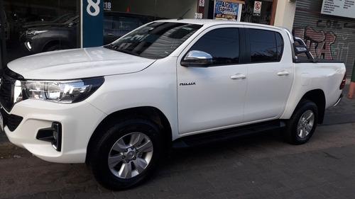 Toyota Hilux 2.8 Cd Srv 177cv 4x2 2020