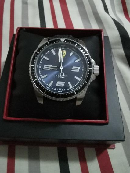 Reloj Ferrari Original Nuevo Modelo: 830486 Sf.32.1.27.0417