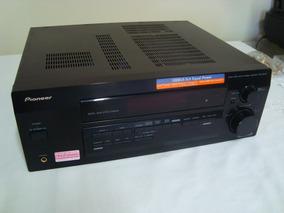 Receiver Pioneer Vsx-d412 5.1 Digital Perfeito Estado