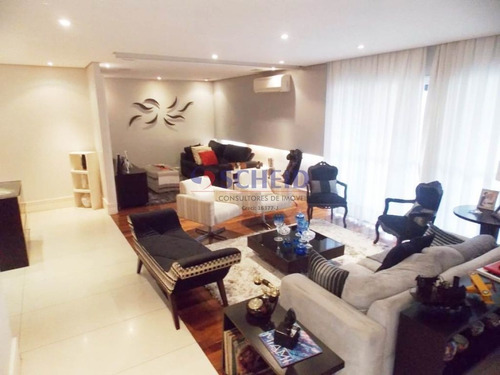 Imagem 1 de 15 de Apartamento De 143m²  Com 03 Suítes Na Vila Mascote, São Paulo - Mc7555