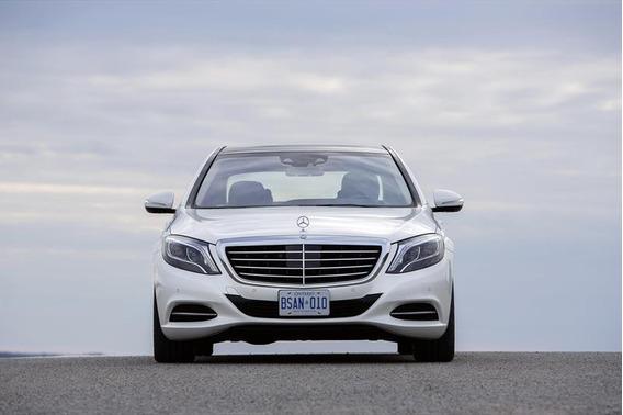 Nuevo S 560 L 2019, Feel Intelligent Drive.