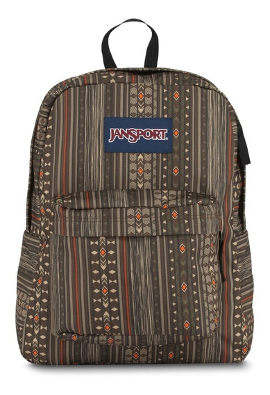 Mochila Jansport Superbreak Downtownbrown 25l Cidia Bernal